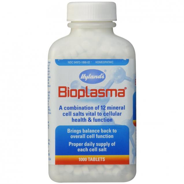 Hyland's Bioplasma Tablets 1000 Tablets