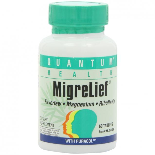 Quantum Migrelief 60 Tabs